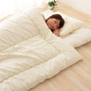 emoor compact size Japanese futon mattress
