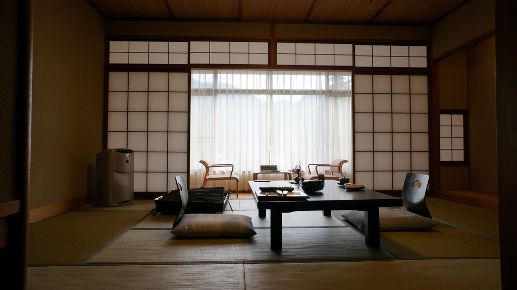 japanese minimalist decor