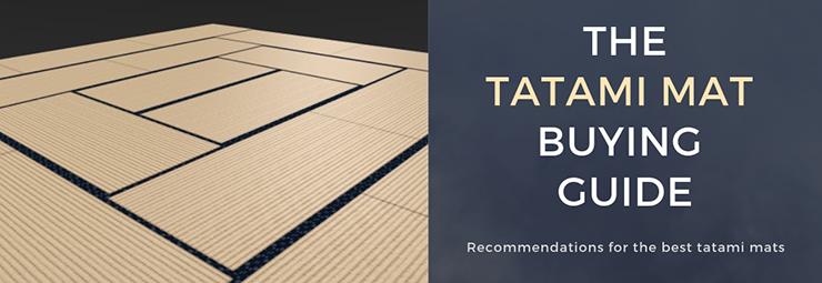 best tatami mat guide