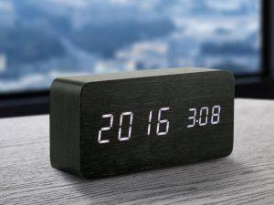 minimalist alarm clock
