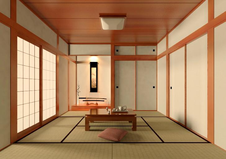 tatami mat home flooring
