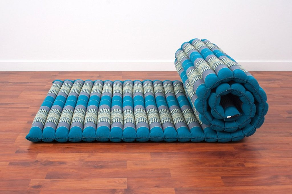 thai roll mattress to sleep on the floor