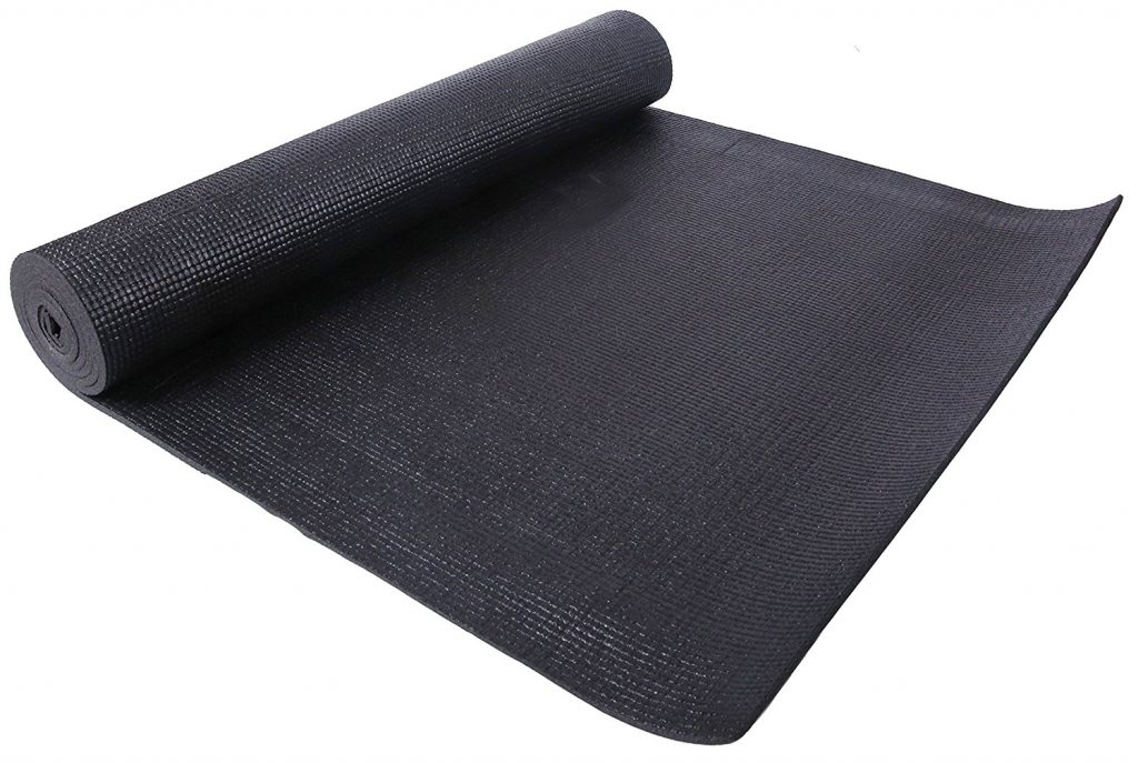 yoga mat for a sleeping pad