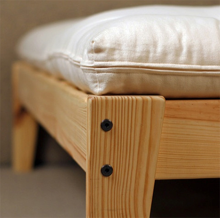Japanese futon mattress thickness