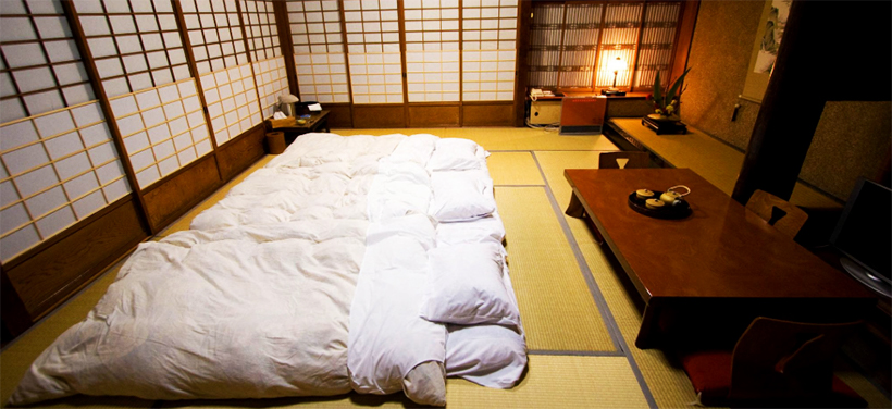 How to set up a japanese futon bed