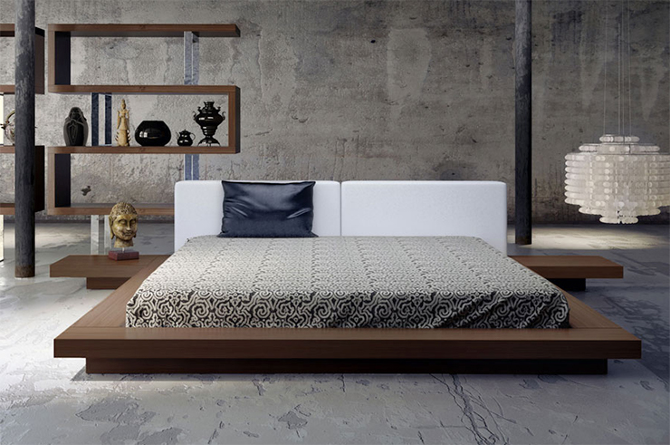 How to Create a Japanese Bedroom and Home: Simple Design