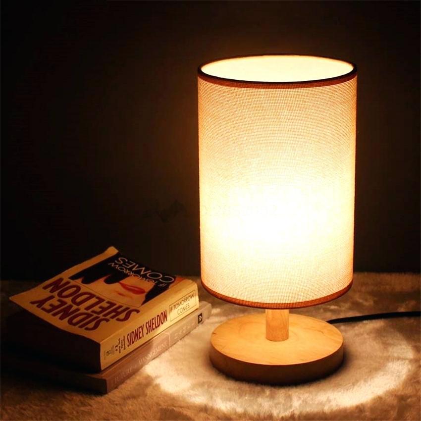 Japanese desk lamp