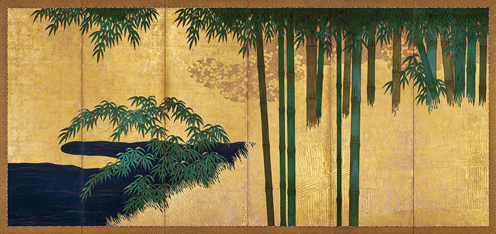 Old Japanese artwork